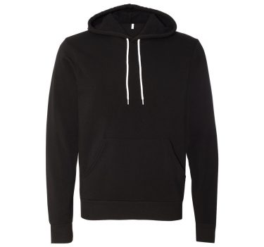 Bella + Canvas - Unisex Hooded Pullover Sweatshirt - 3719